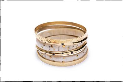 Yala Jewellery Collection Bracelets Modern African Ethical