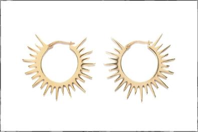 Yala Jewellery Collection Earrings Modern African Ethical