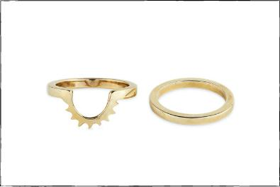 Yala Jewellery Collection Rings Modern African Ethical