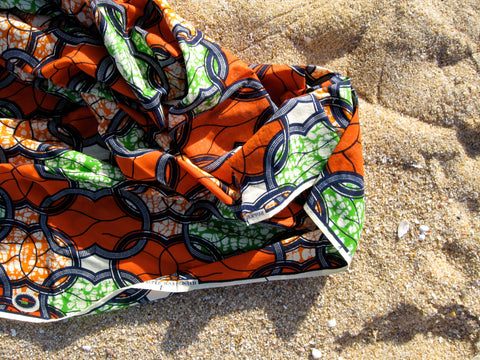 Yala Studio Blog the origins of African wax print ankara African fabric