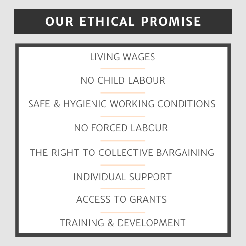 Yala Jewellery Certified B Corporation Our Ethical Promise