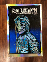 Foo Fighters New Orleans Night 2 2019 By Zoltron - Rainbow Foil Variant