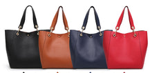 BVLRIGA Leather Big Tote