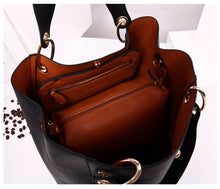 BVLRIGA Leather Big Tote - ladies unlimited direct