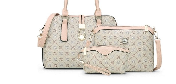 3 Bag/Set Hand/Shoulder Bag Set - ladies unlimited direct