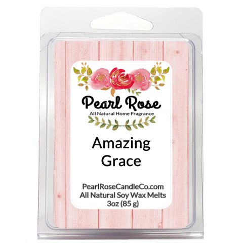 Amazing Grace- Soy Wax Melt