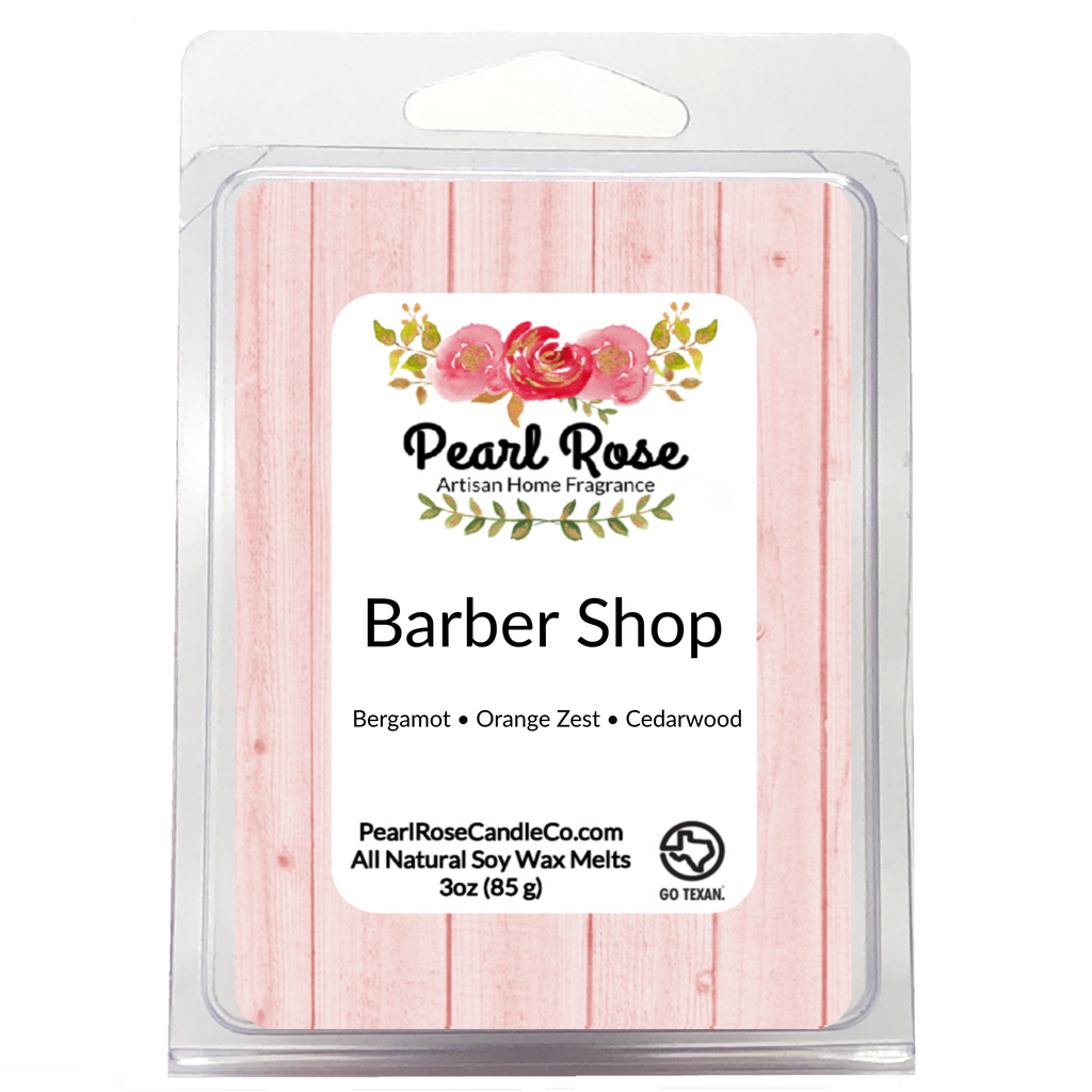 Barber Shop - Soy Wax Melt