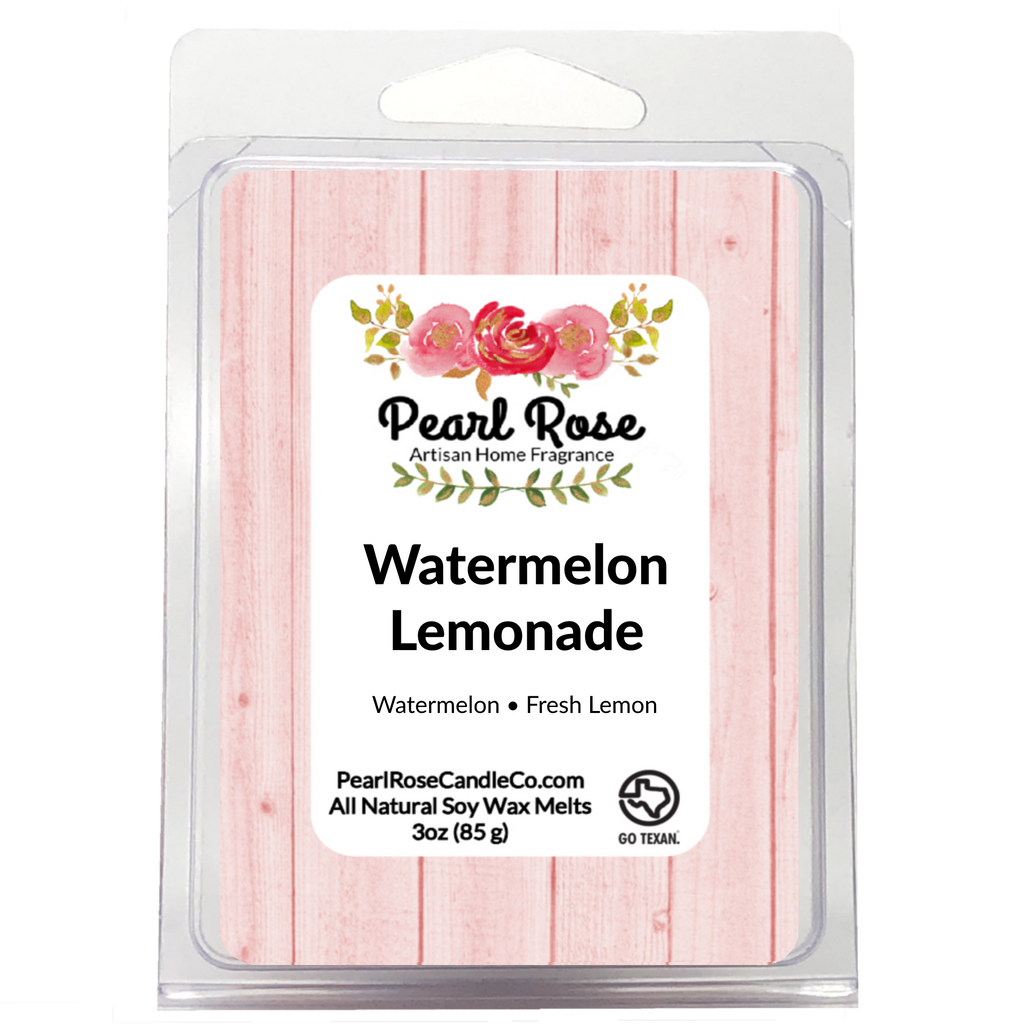 Watermelon Lemonade - Soy Wax Melt