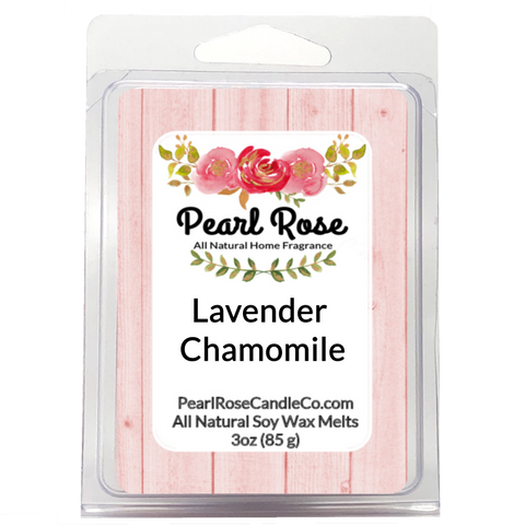 Lavender Chamomile-  Soy Wax Melt