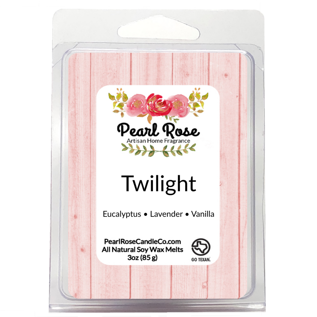 Twilight - Soy Wax Melt - Pearl Rose Candle Co