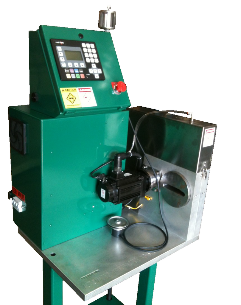 8 Quot Servo Cutter For Extrusion Automated Manufacturing