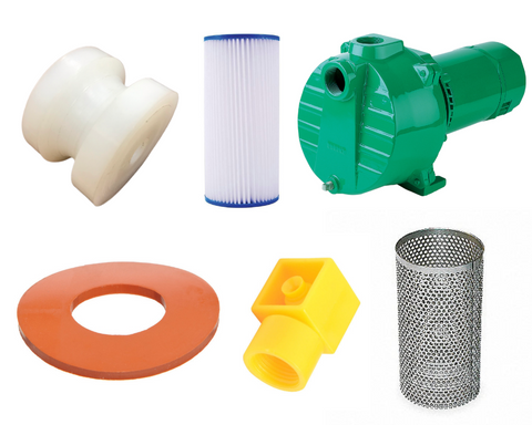 Water Bath Spare Parts Kit