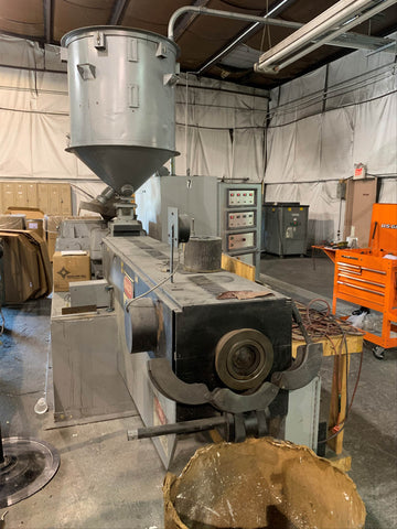 "3.5"" Johnson Sheet Extruder - AS IS"