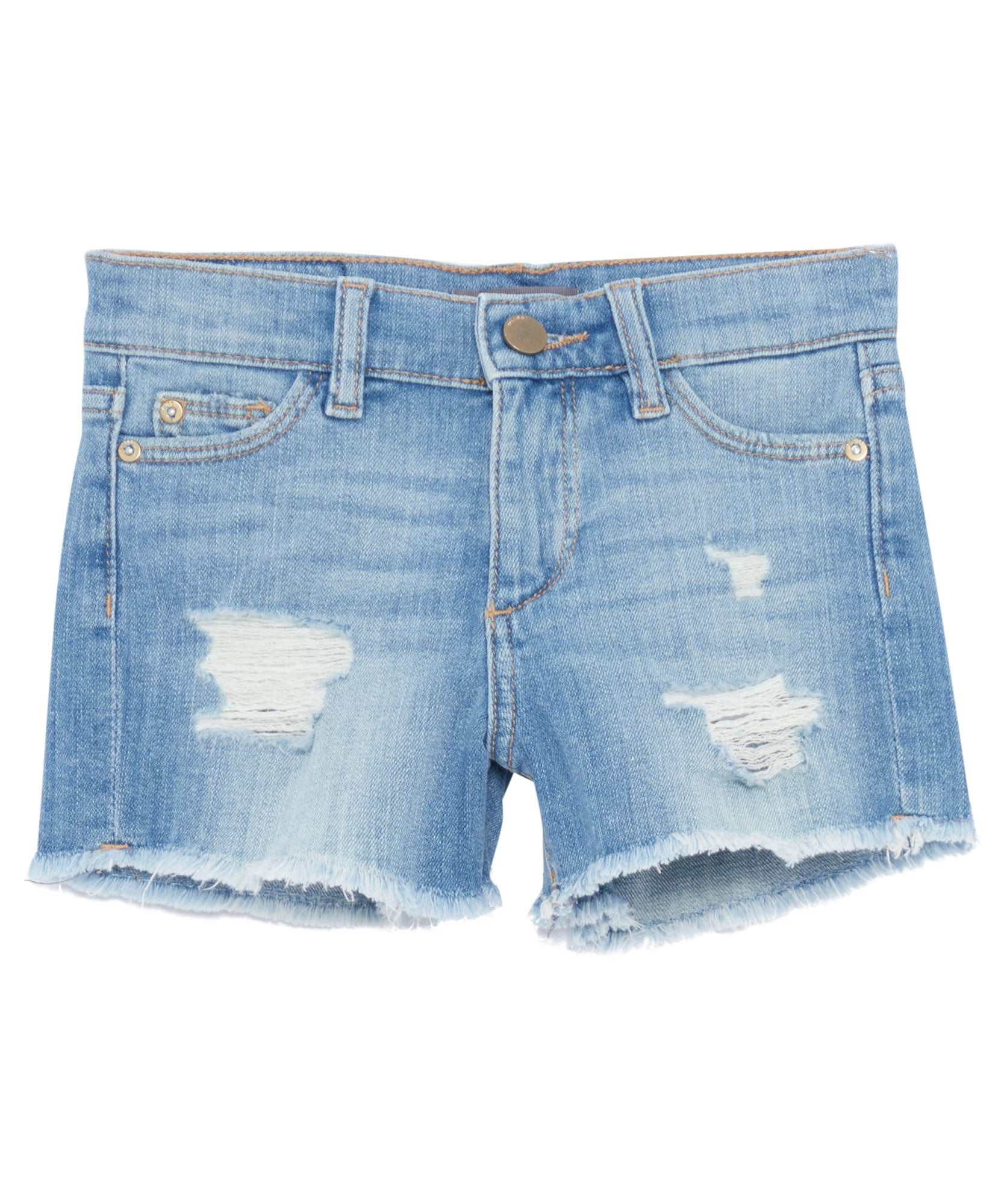 Lucy Frost Denim Shorts