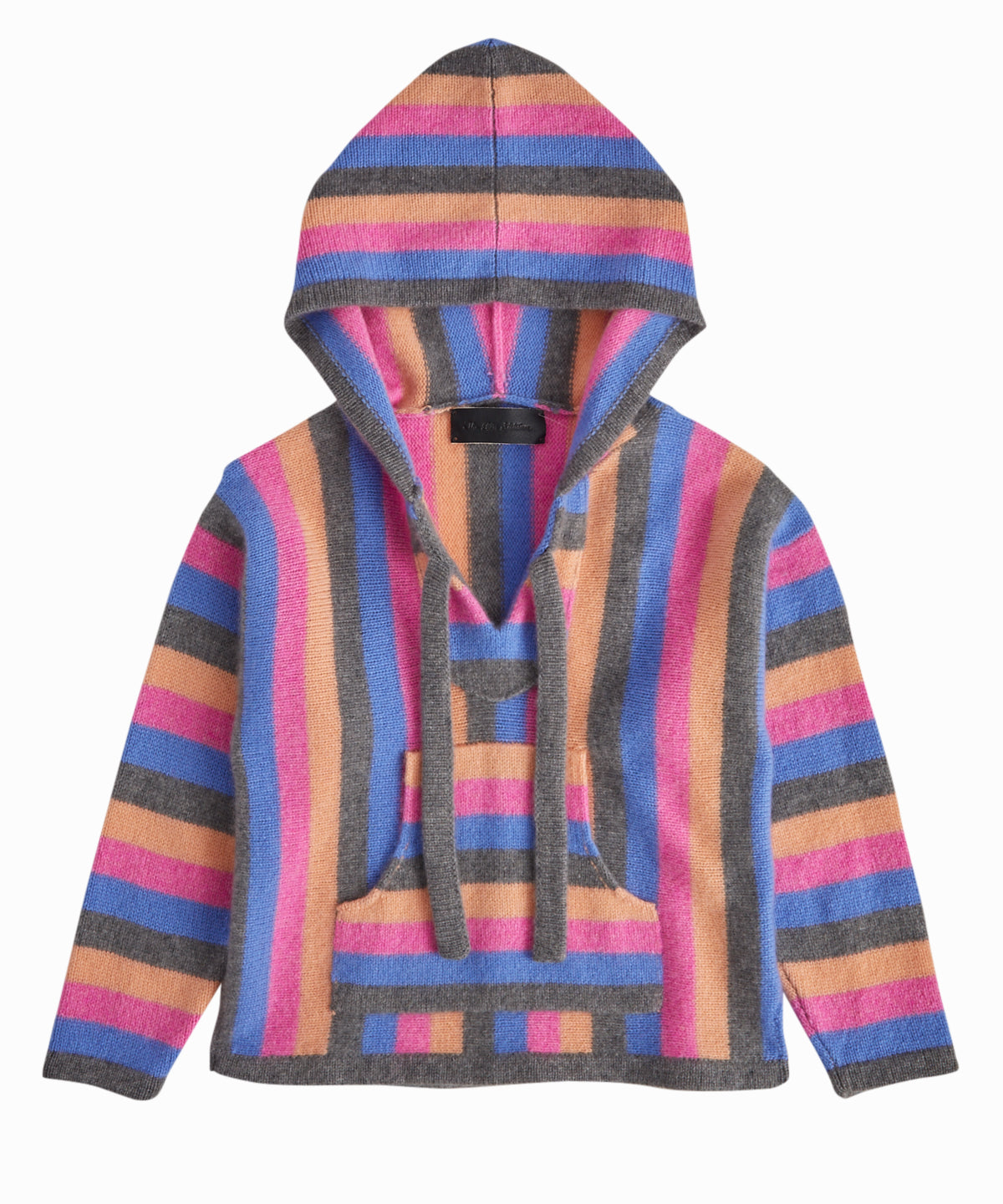 Exclusive Baja Hooded Cashmere Sweater
