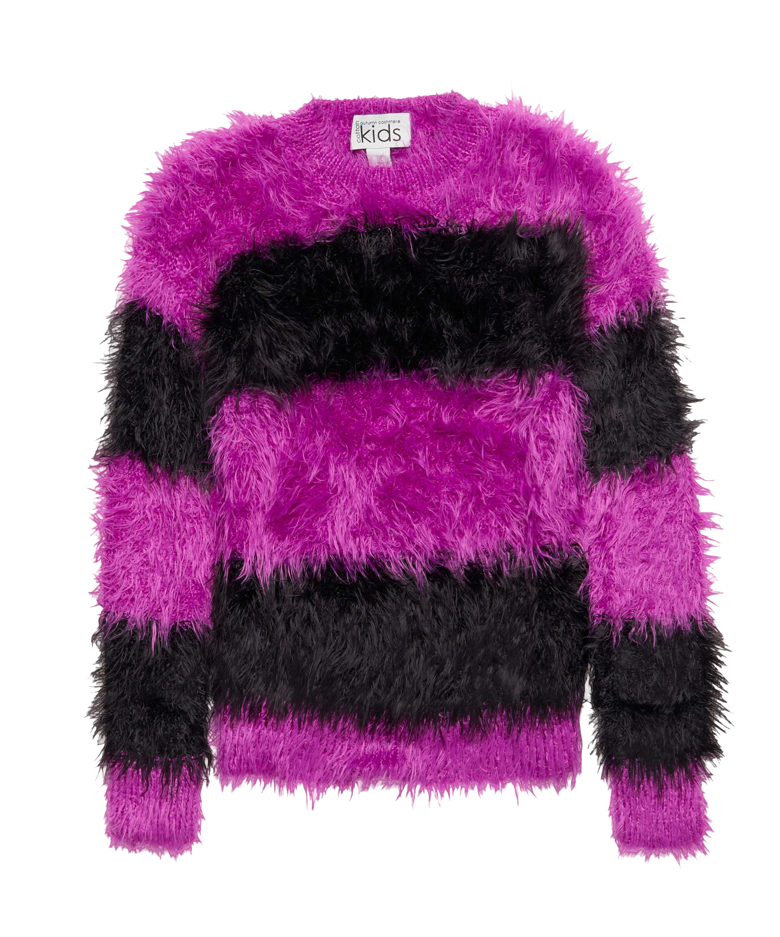 Fuzzy Rugby Sweater