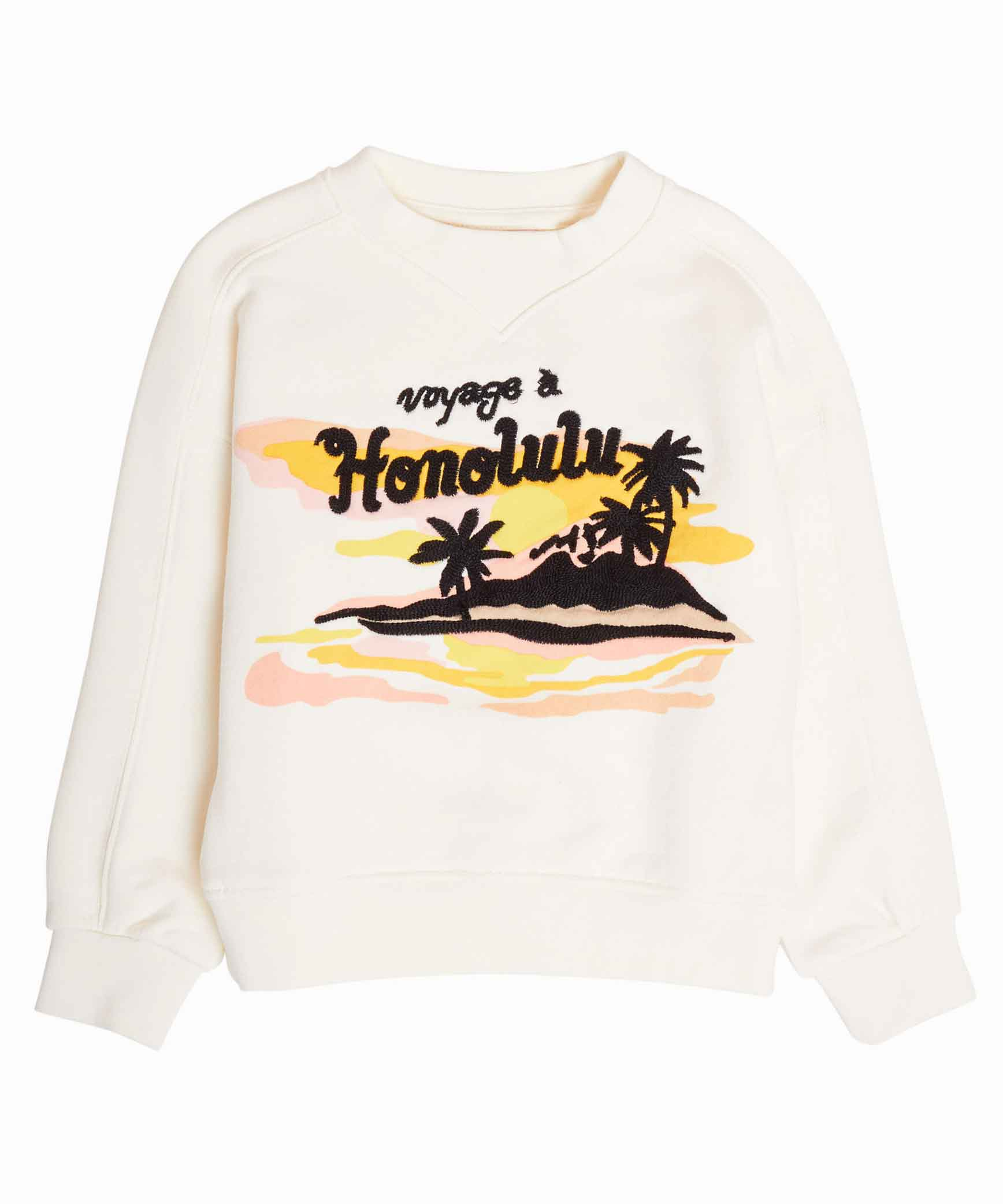 Hawaiian Sweatshirt