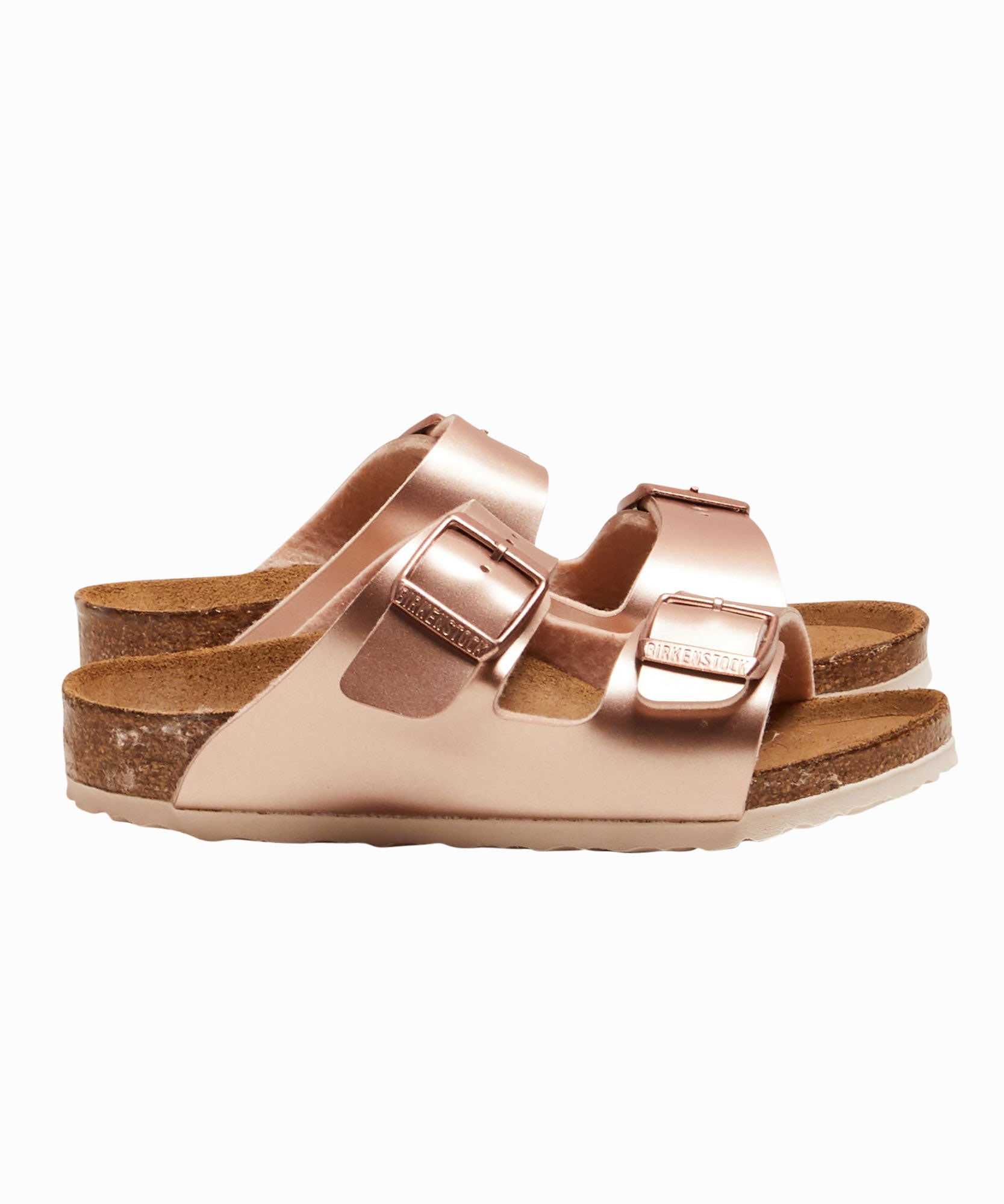 Arizona Electric Metallic Copper Sandals