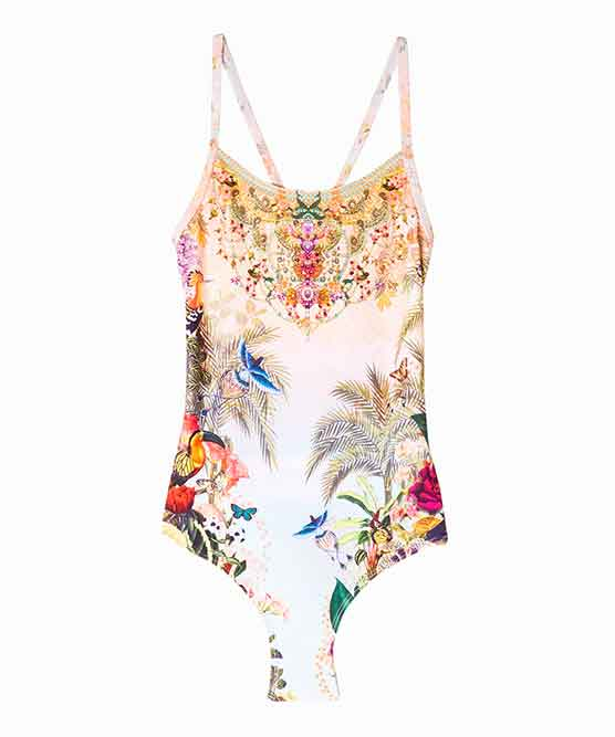 Gully of Jupiter One-Piece Swimsuit