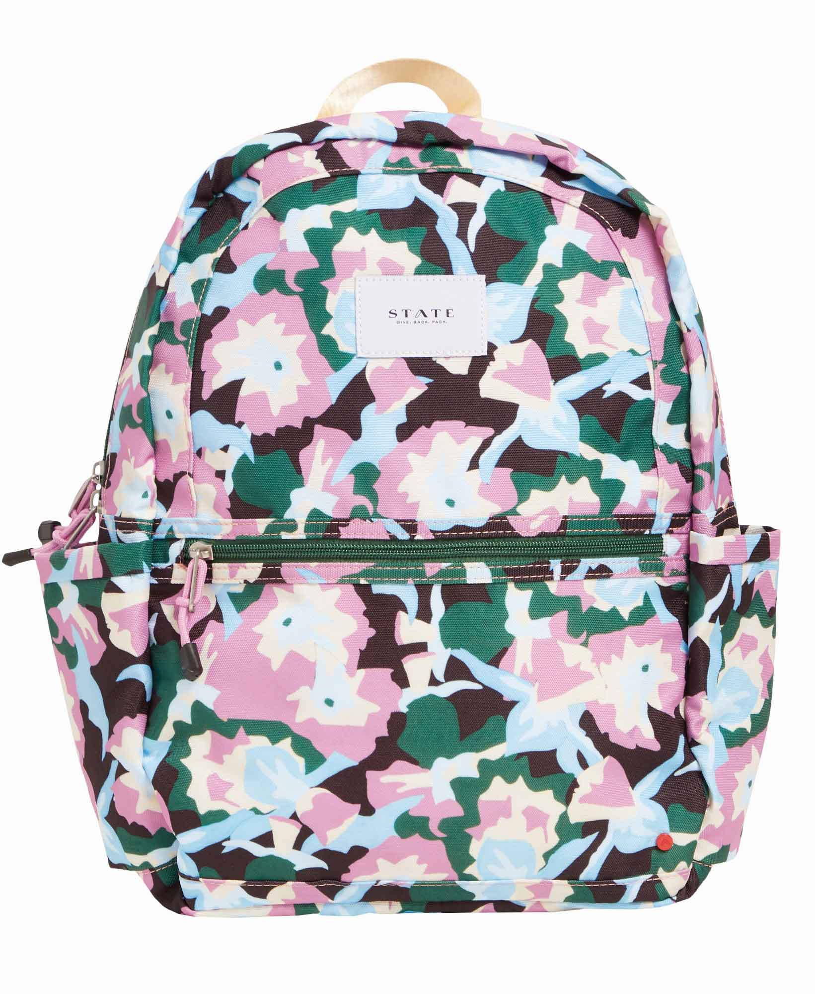 State Kane Camo Flower Backpack
