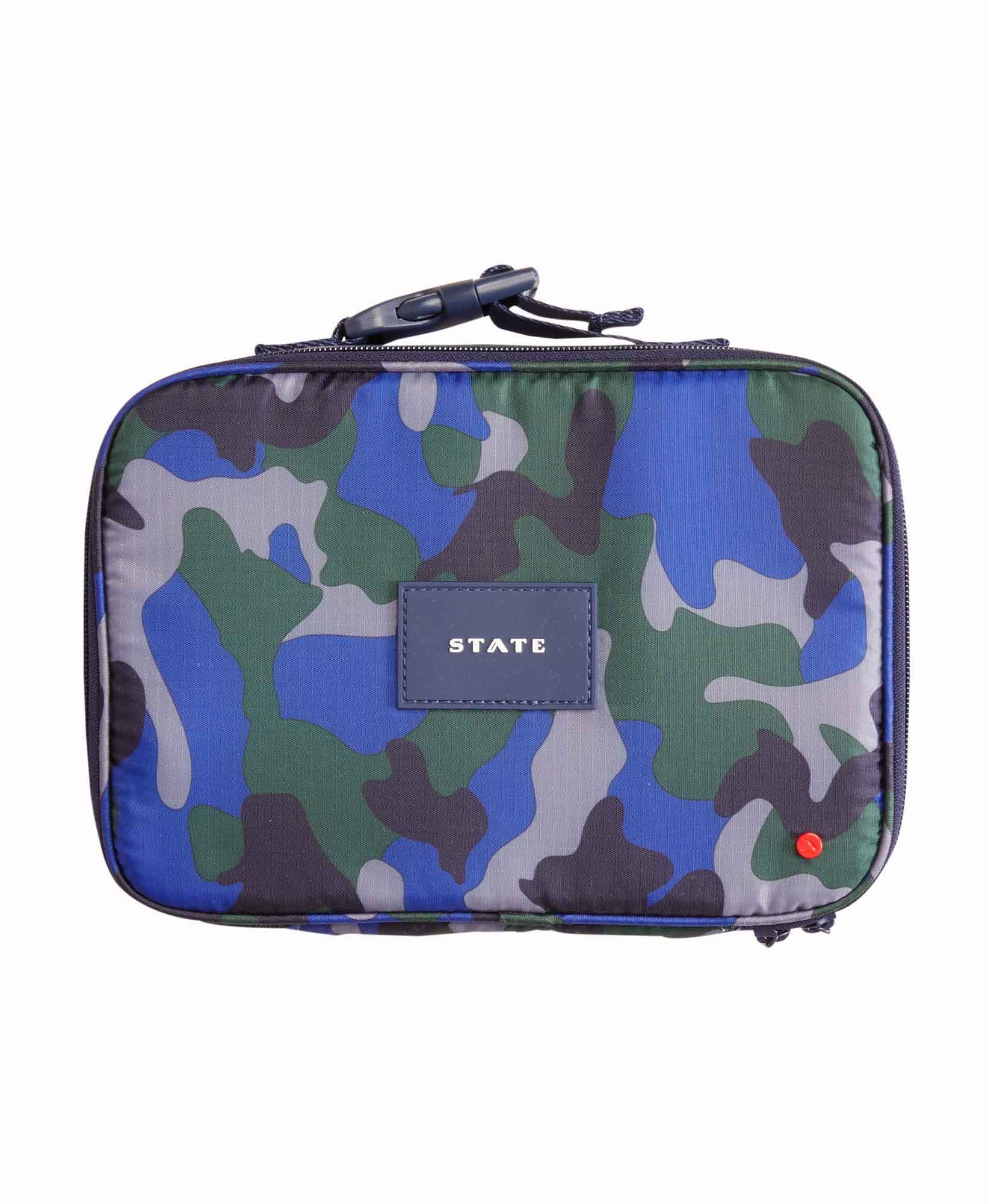 Rodgers Camo Lunch Box