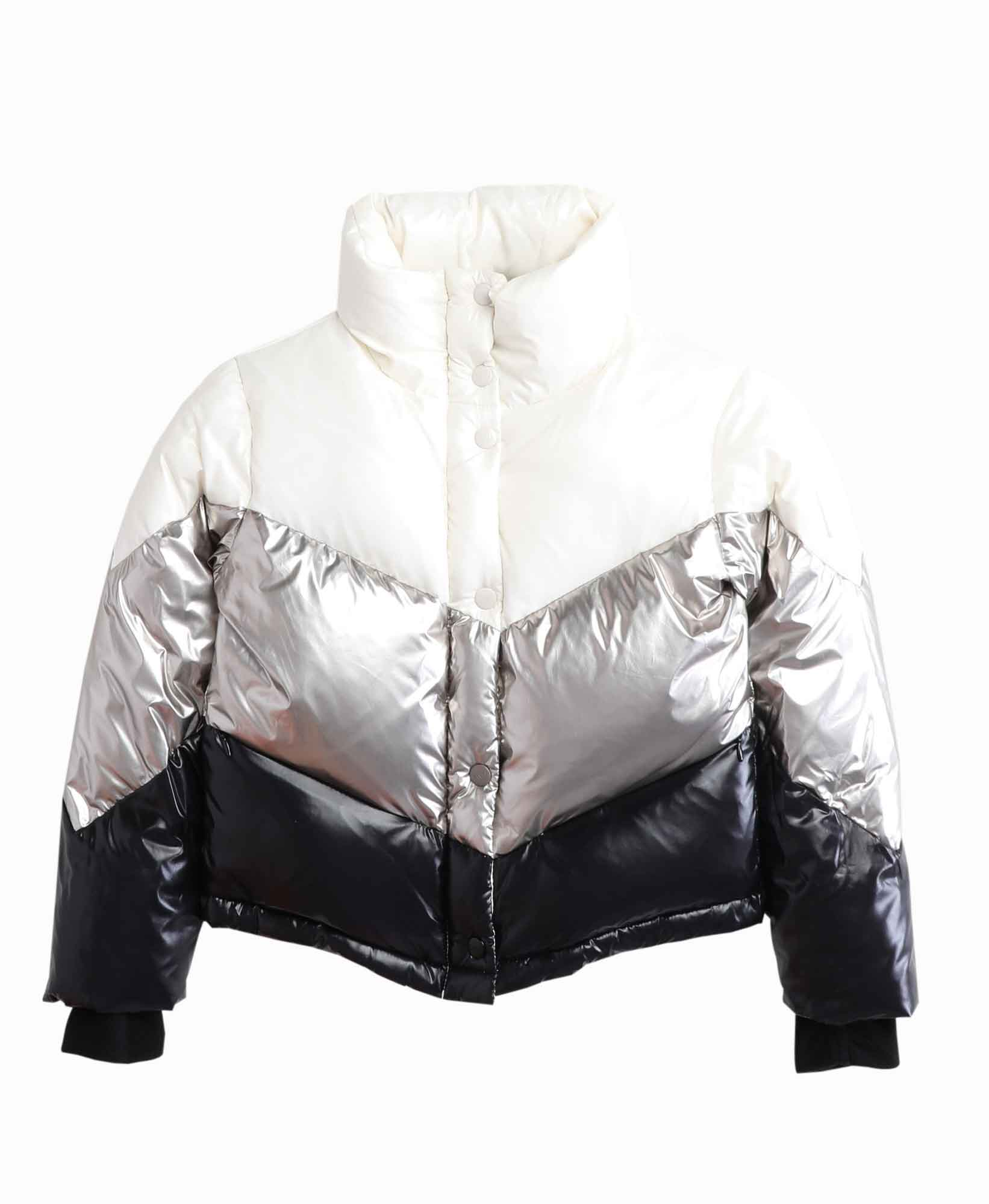 Sam Athlete Crema Puffer