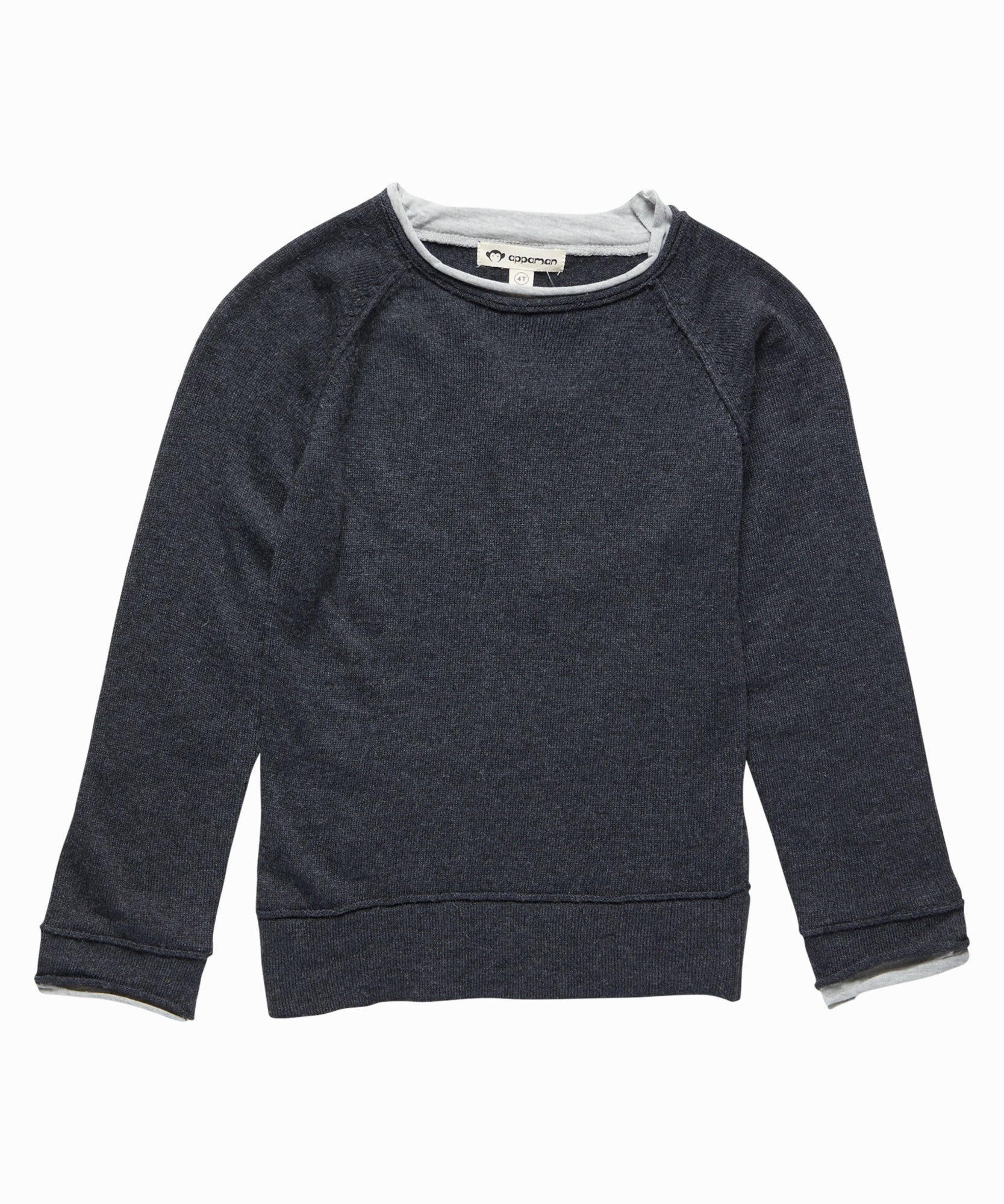 Jackson Roll Neck Sweater