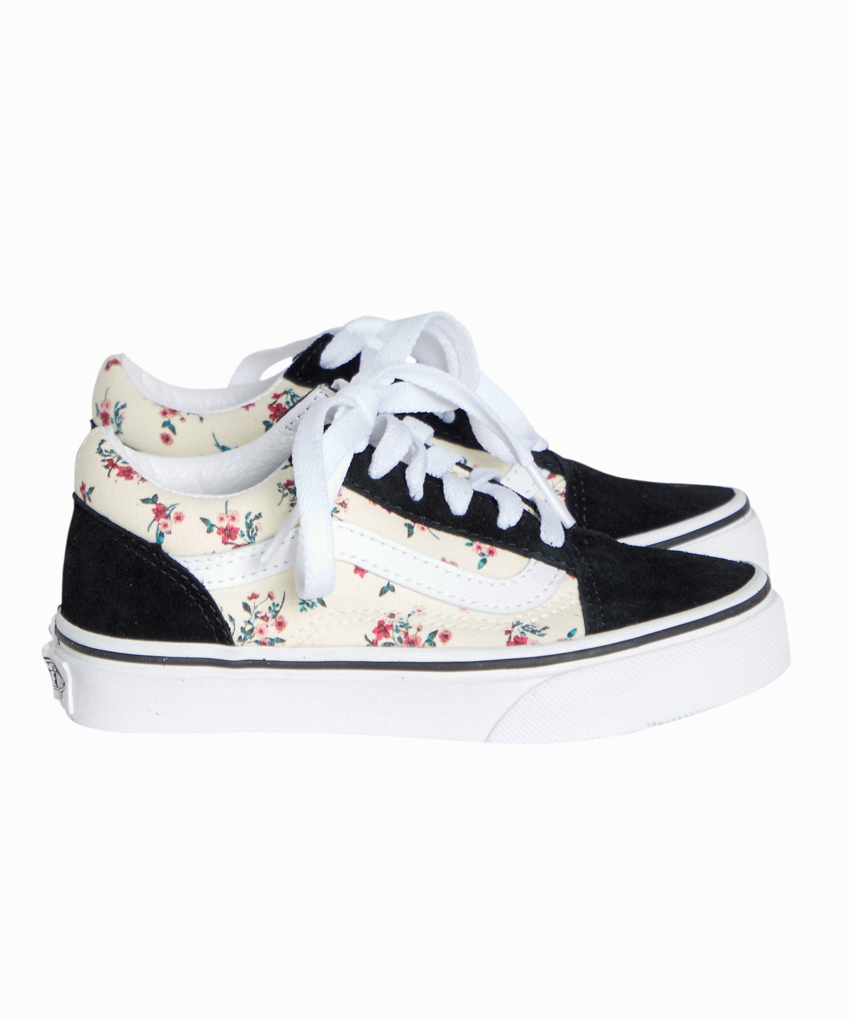 Old Skool Ditsy Floral Sneakers