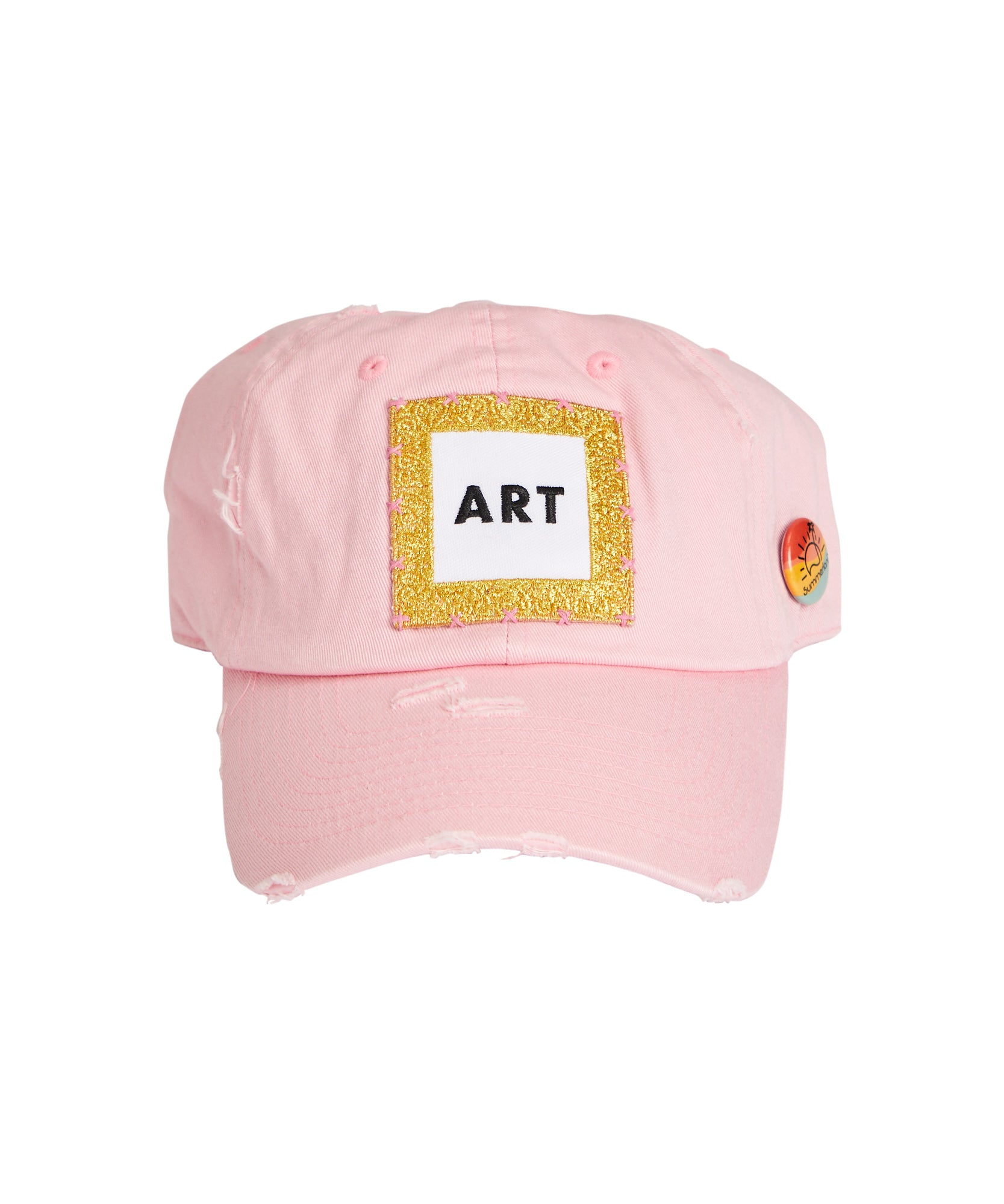 patch hat