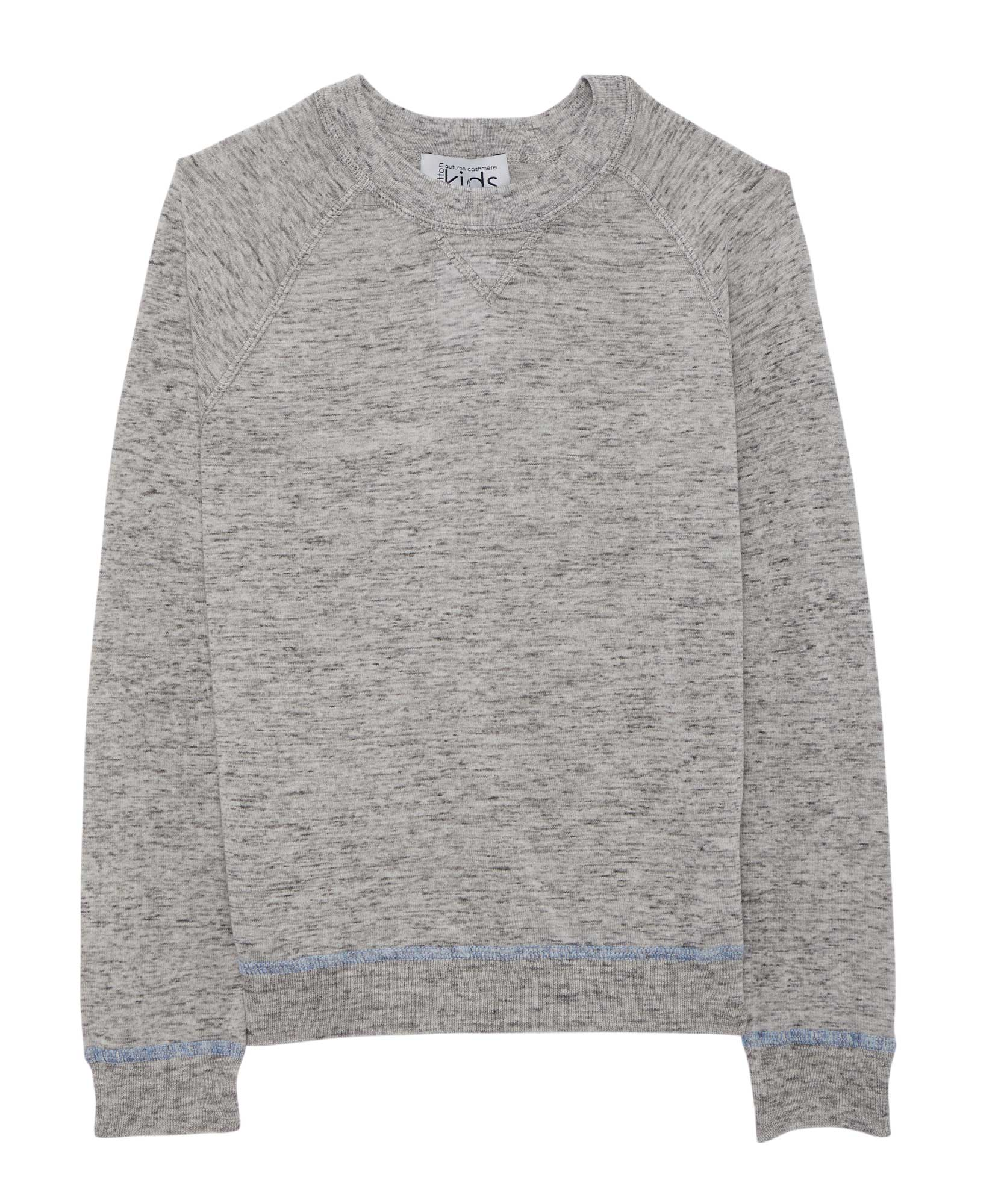 Autumn Cashmere Raglan Crew Sweater