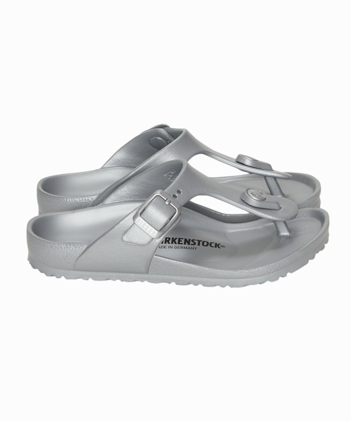 Gizeh Silver Sandals