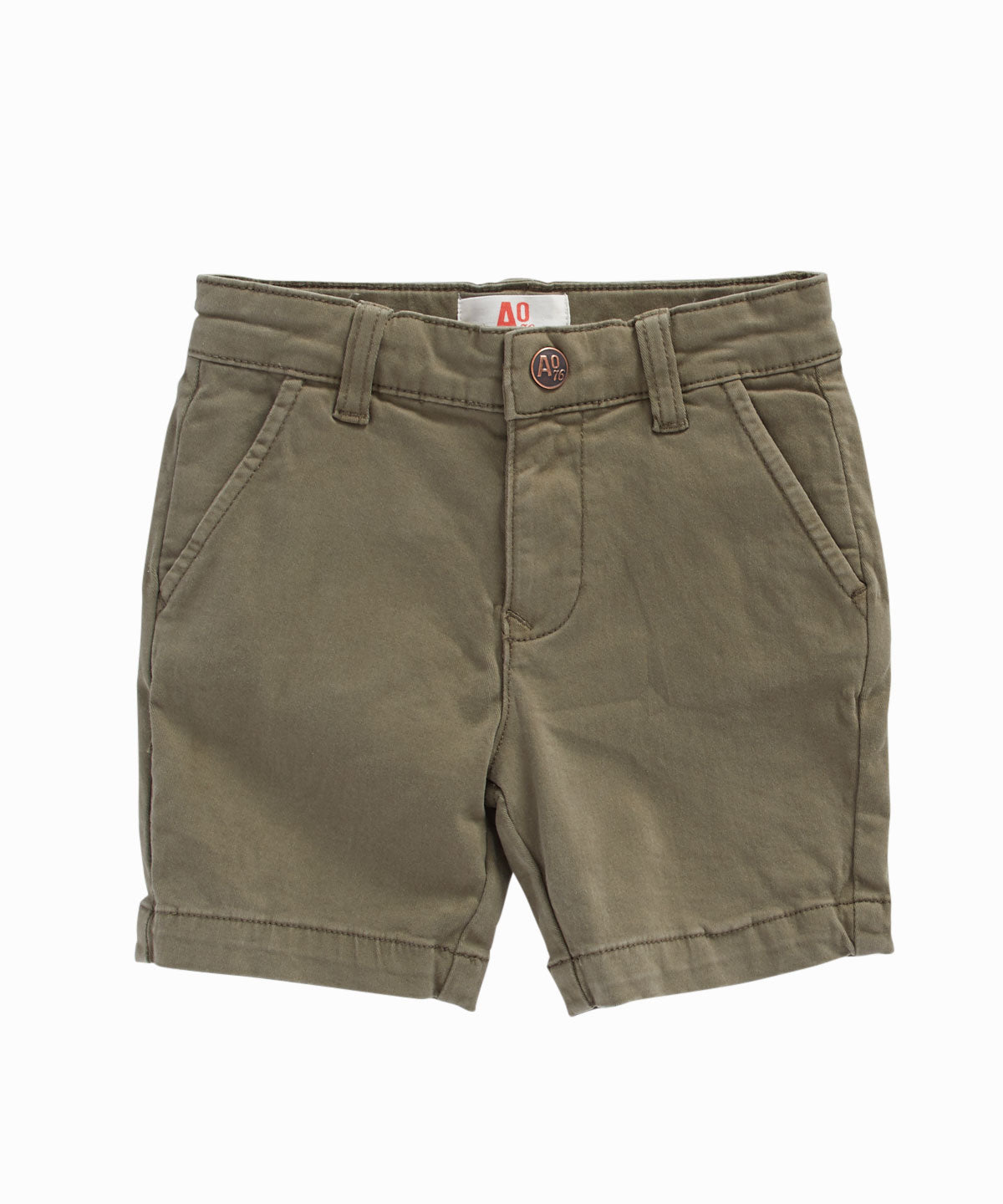 Barry Chino Green Shorts