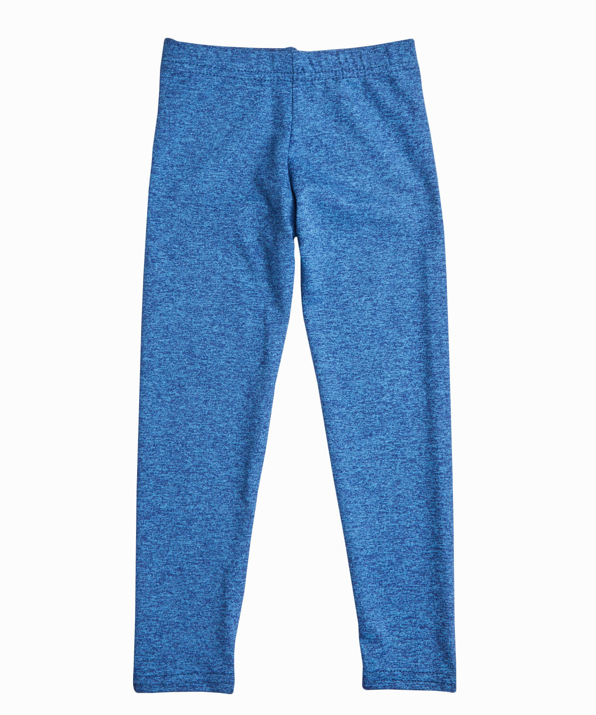 Blue Heathered Leggings