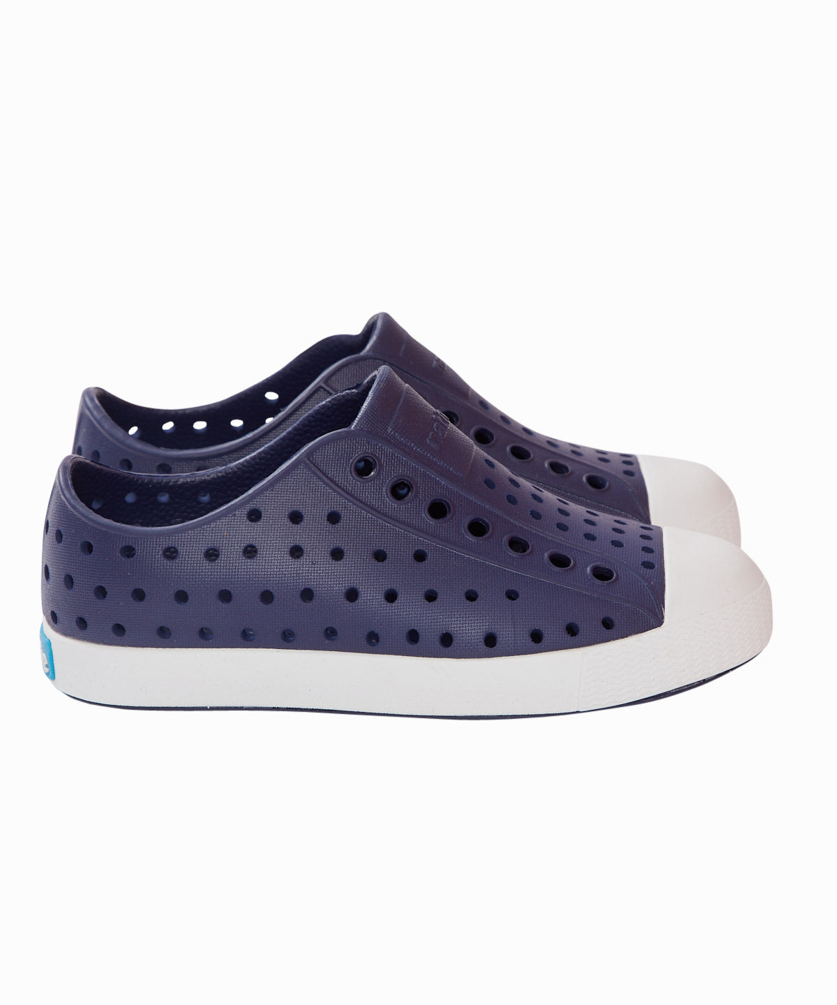 Jefferson Regatta Blue Slip-On Sneakers