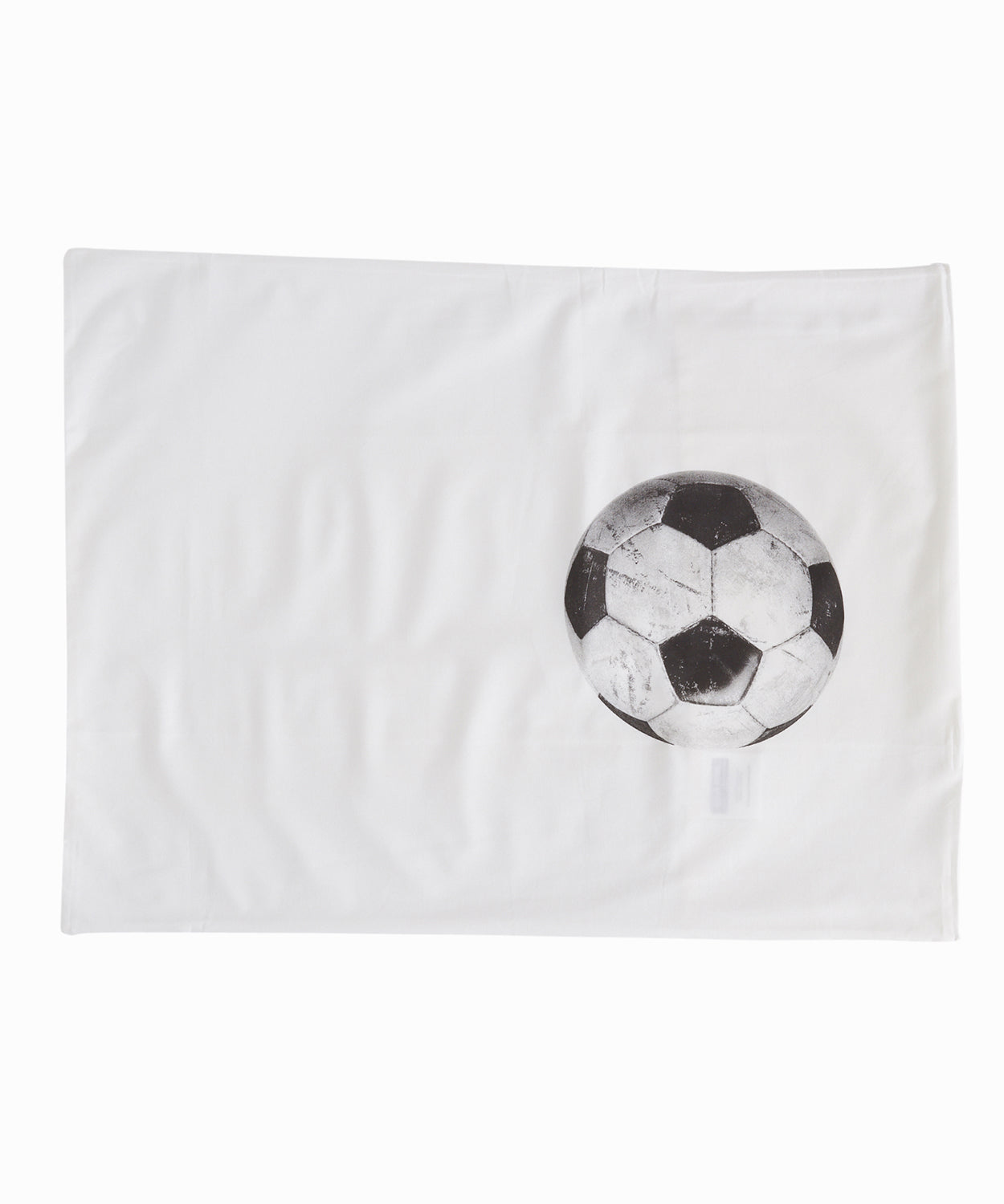 Soccer Twin Duvet and Pillow Case Set