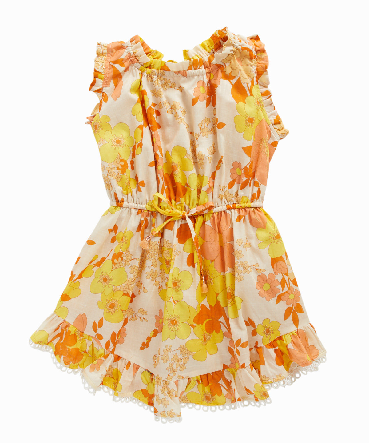 Primrose Ruffle Dress