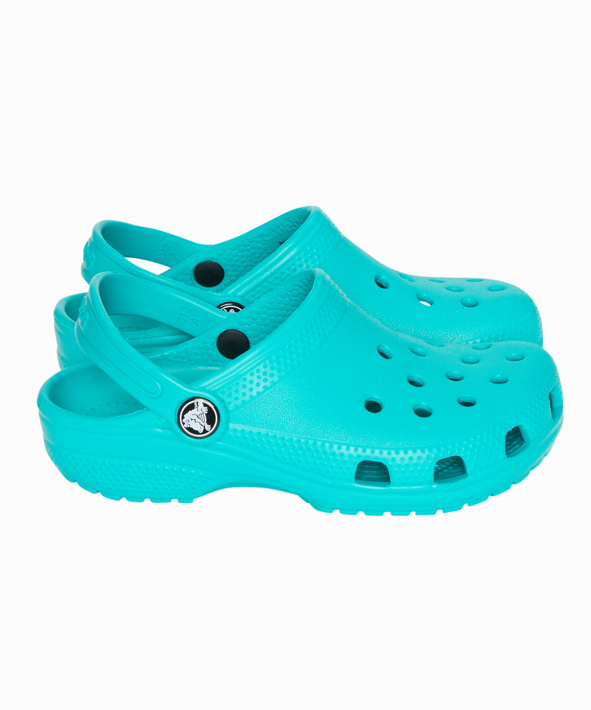 Teal Clog Crocs
