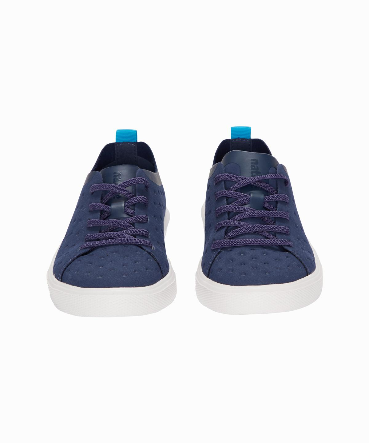 Monaco Navy Low Top Sneakers