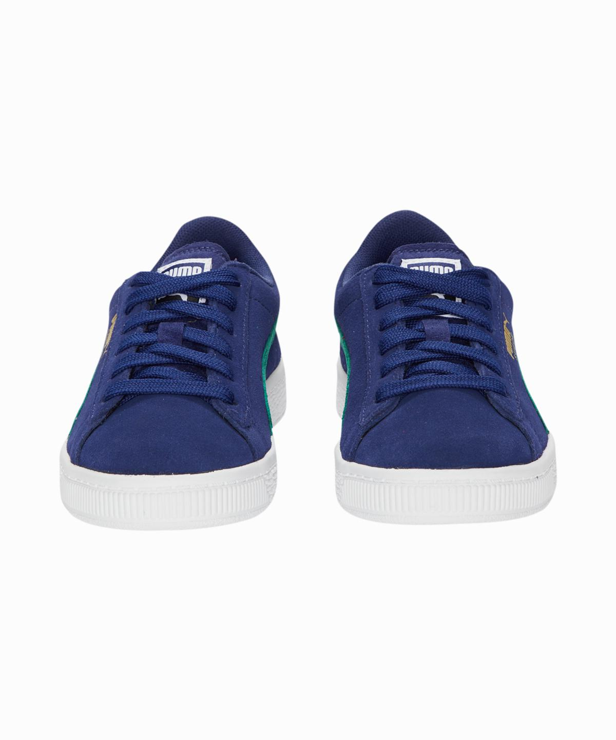 PS Navy Suede Sneakers