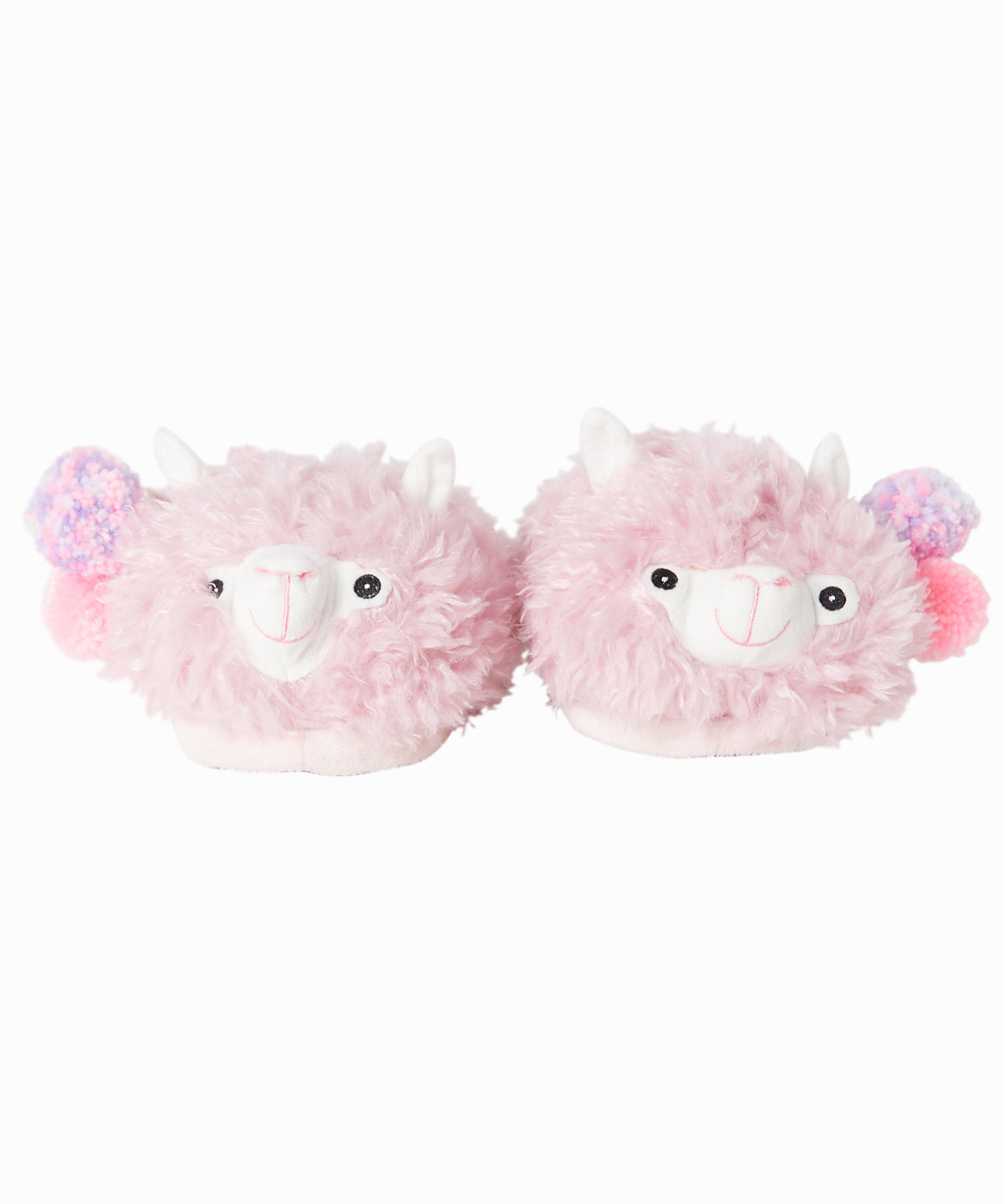 Cupcakes Cartwheels Lovely Llama Slippers