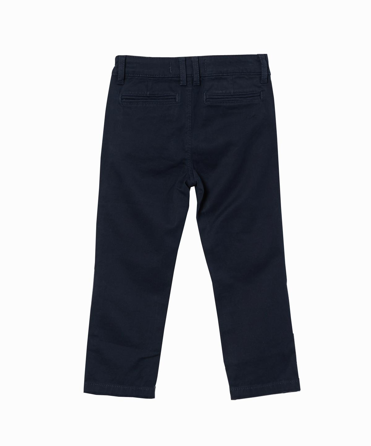 Timmy Slim Navy Chino Pants