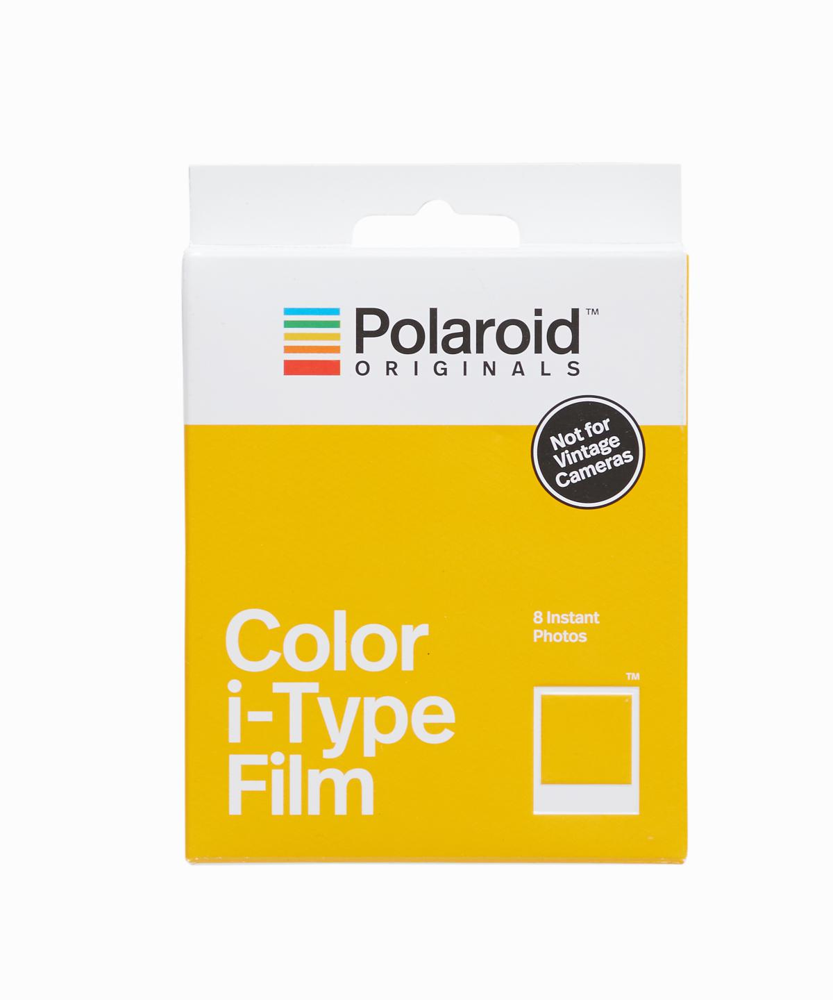 Color i-Type Film