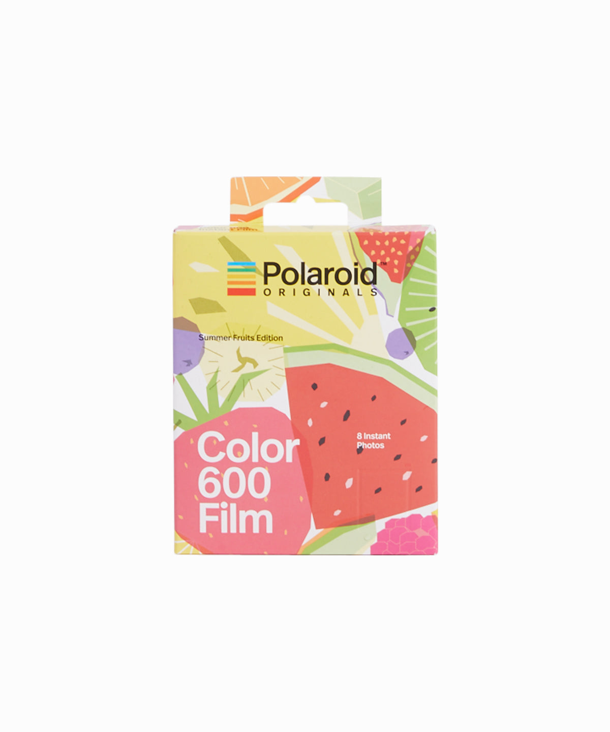 Polaroid Summer Fruits Edition Color 600 Film