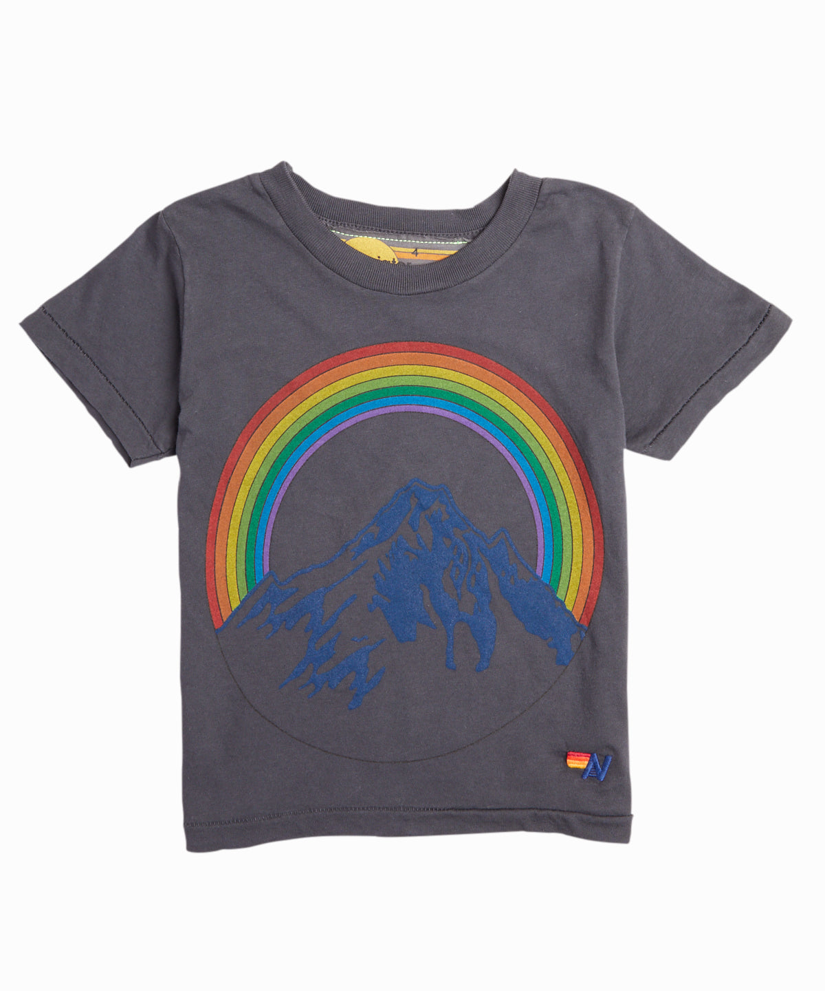 Rainbow Mountain Tee