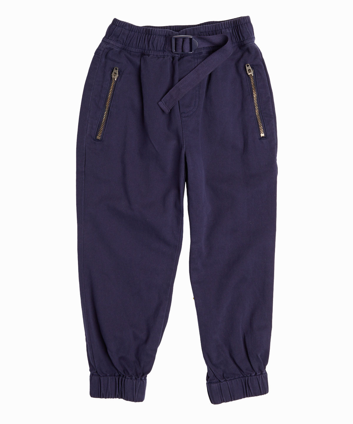 Navy Cargo Sweatpants
