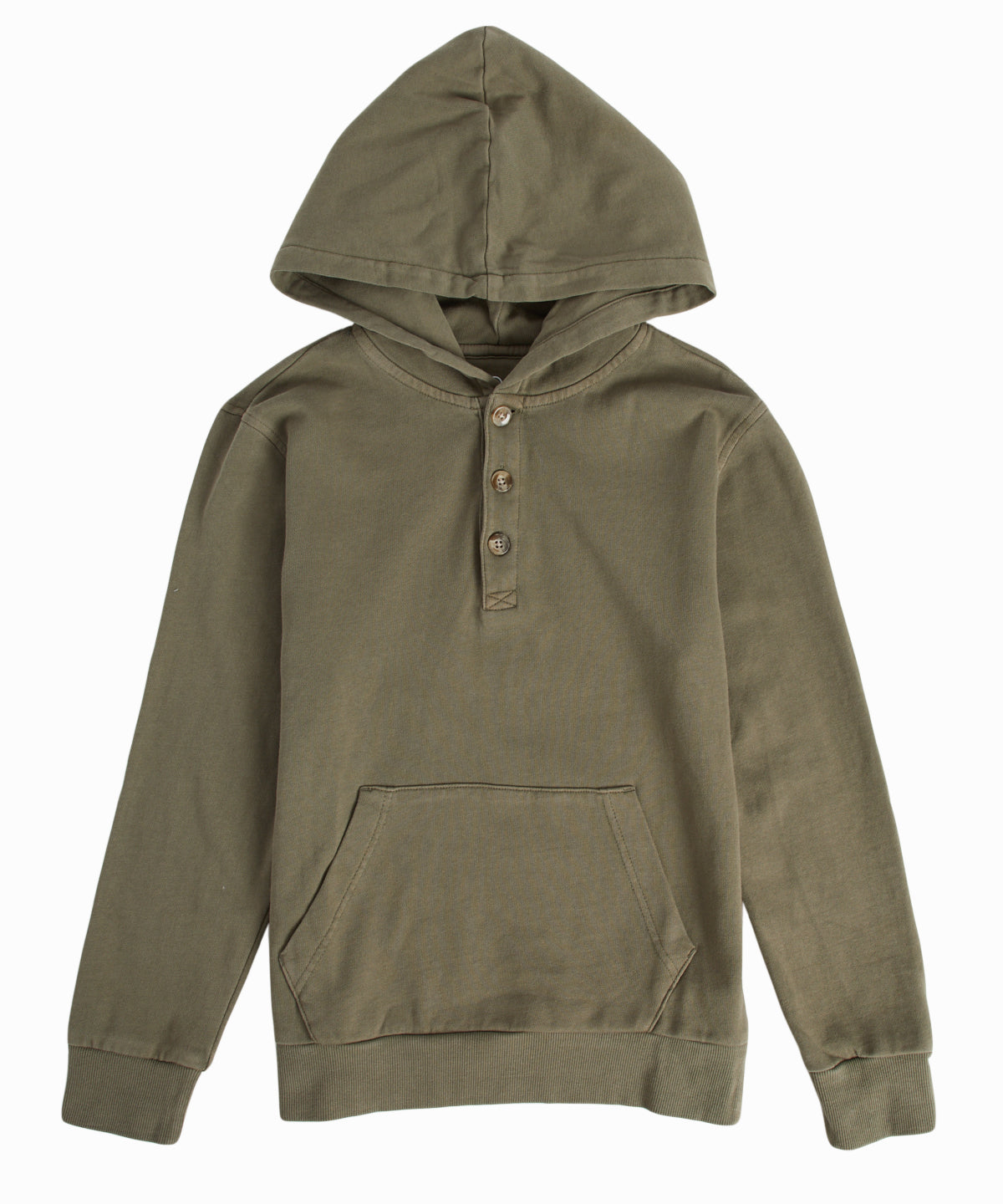 Pigment Pullover Hooded Sweatshirt
