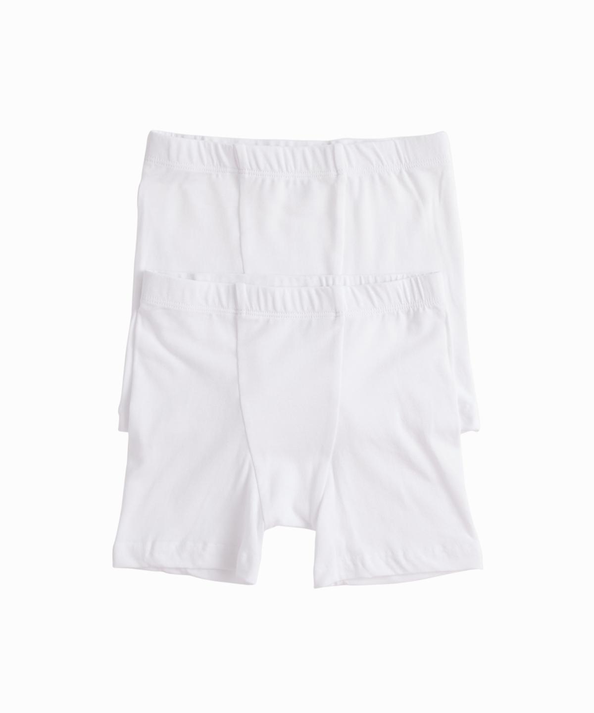Set of 2 White Boxers