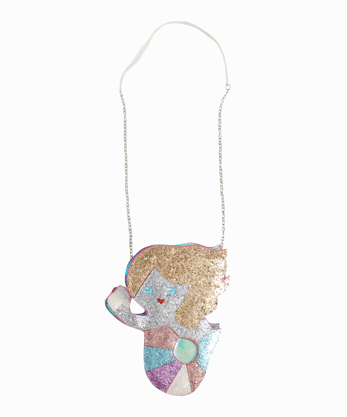 Mermaid Glitter Bag