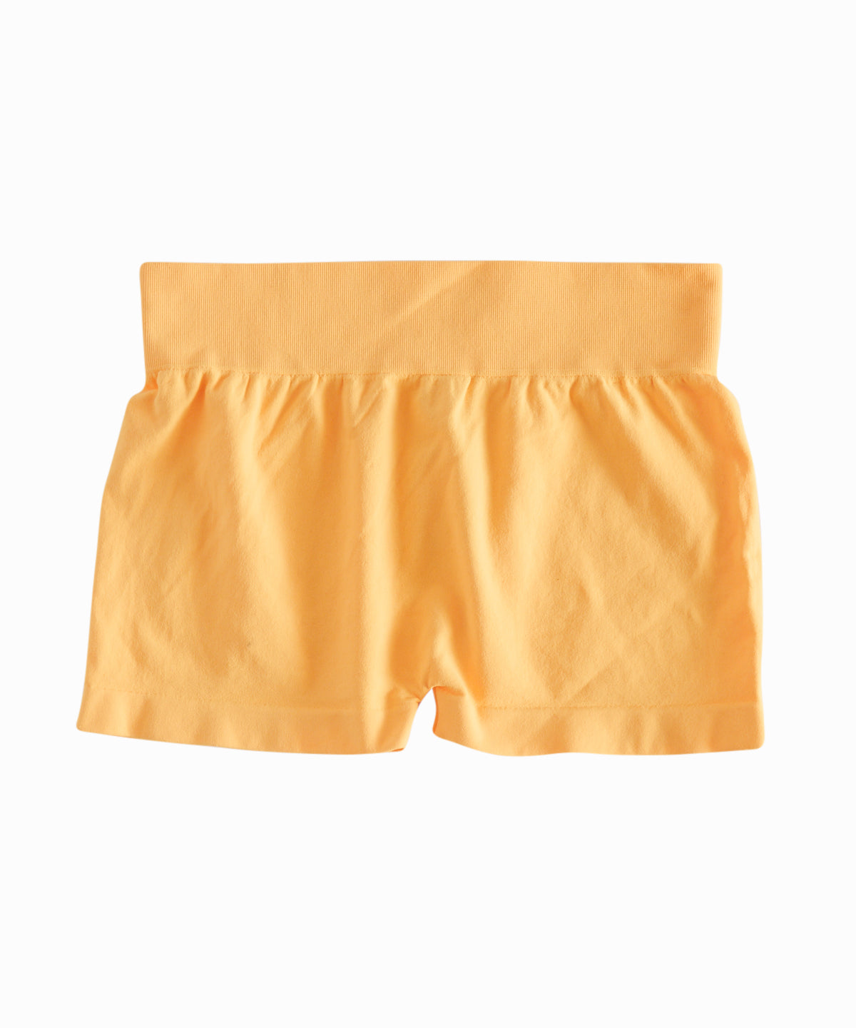 Orange Boy Shorts