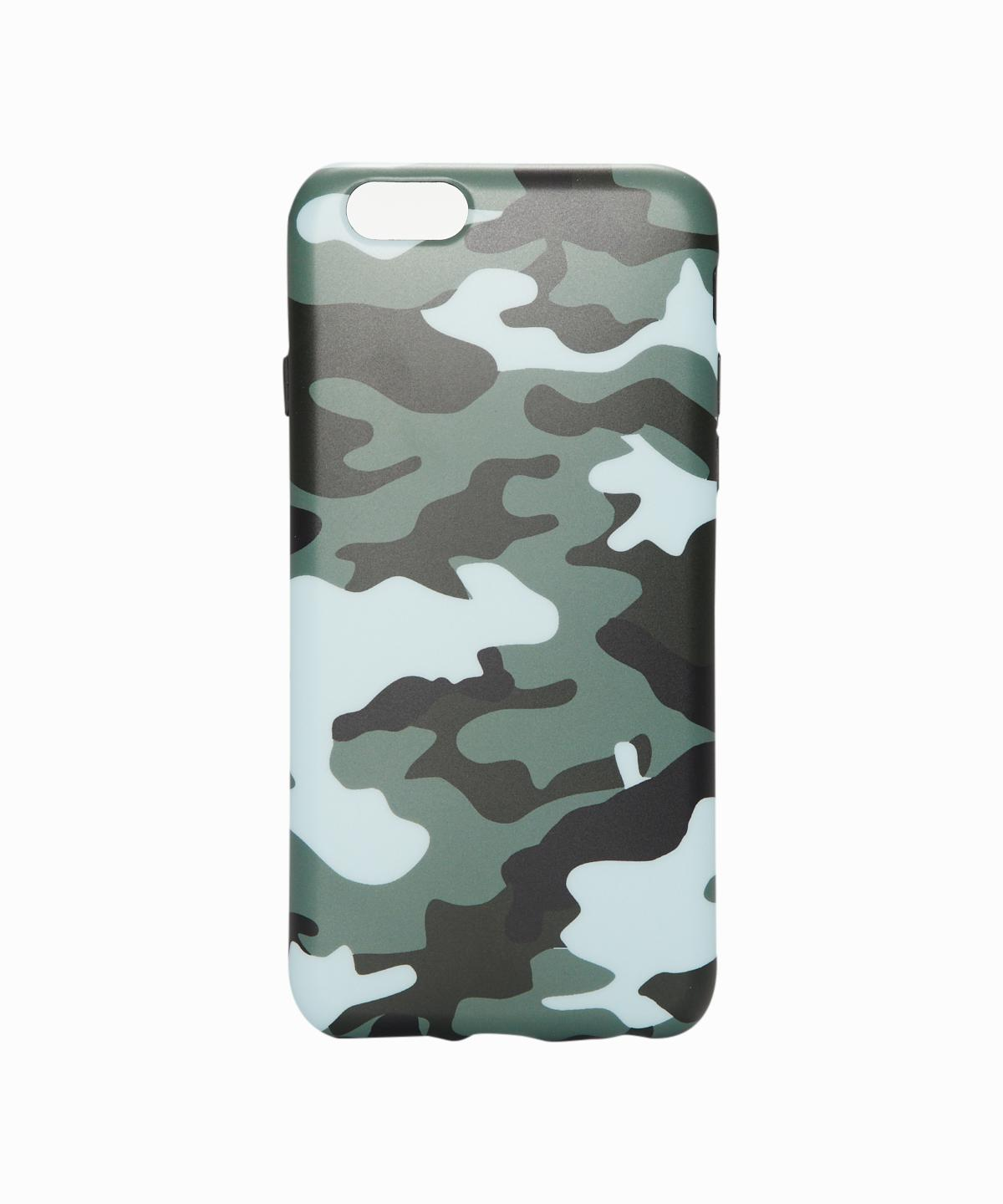 Green Camo iPhone 6 Case